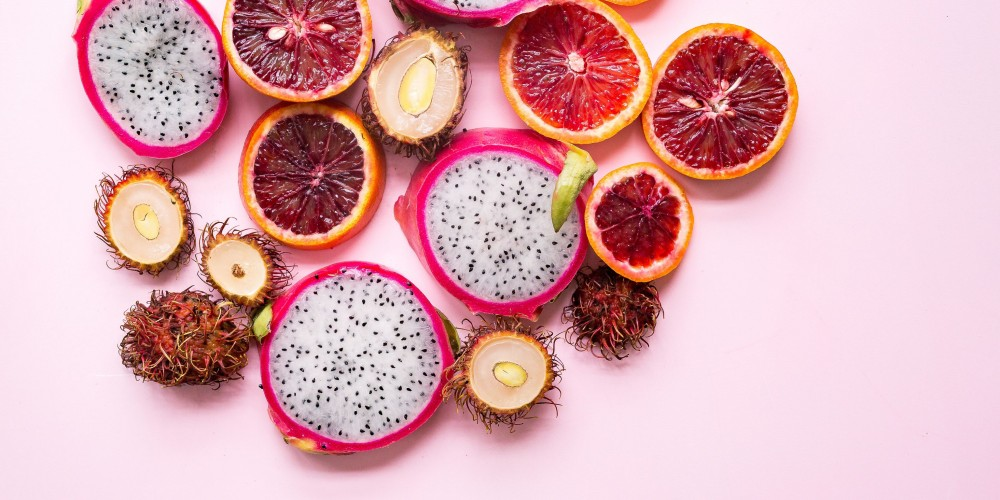 Fruit helps with winter skincare